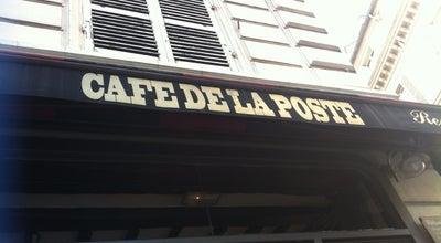 Photo of Bar Café de la Poste at 124 Rue De Turenne, Paris 75003, France