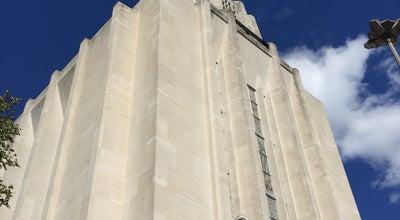 Photo of Church St Joseph's Roman Catholic Cathedral at 140 Farmington Ave, Hartford, CT 06105, United States
