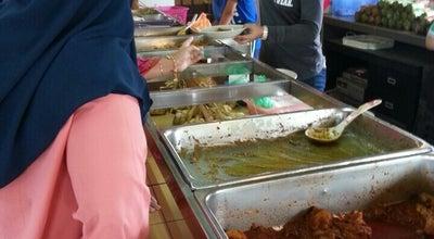 Photo of American Restaurant Kedai Hari Raya Mkn Ketupat at 134, Pontian, Malaysia