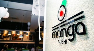 Photo of Japanese Restaurant Manga Sushi at Ул. Гоголя, 201/92, Алматы, Kazakhstan