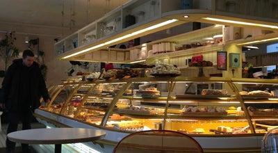 Photo of Bakery Кулинарная лавка братьев Караваевых at Ул. Тимура Фрунзе, 11, Стр. 7, Москва, Russia