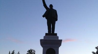 Photo of Monument / Landmark Памятник Ленину at Оренбург, Russia