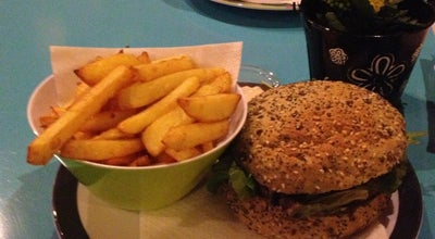 Photo of Burger Joint And'Iz at Korenmarkt 15, Izegem 8870, Belgium