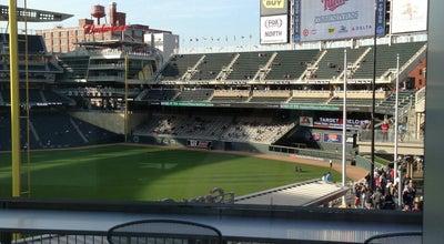 Photo of Baseball Field Metropolitan Club at Target Field, Minneapolis, MN 55403, United States