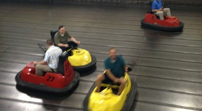 Photo of Tourist Attraction WhirlyBall at 41550 Grand River Ave., Novi, MI 48375, United States