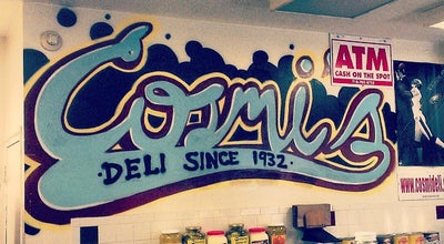 Photo of Sandwich Place Cosmi's Deli at 1501 S 8th St, Philadelphia, PA 19147, United States