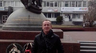 Photo of Monument / Landmark Пам'ятник подолянам полеглим в Афганістані та інших локальних війнах at Вул. Театральна, Хмельницький, Ukraine