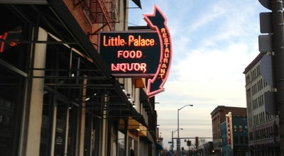 Photo of American Restaurant Little Palace at 240 S 4th St, Columbus, OH 43215, United States