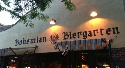 Photo of Beer Garden Bohemian Biergarten at 2017 13th St, Boulder, CO 80302, United States