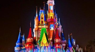 Photo of Theme Park Magic Kingdom® Park at 1180 Seven Seas Drive, Lake Buena Vista, FL 32830, United States