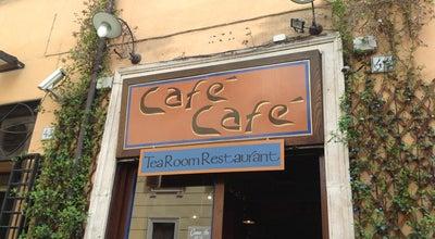 Photo of Breakfast Spot Cafè Cafè at Via De' Santi Quattro, 44, Roma 00184, Italy