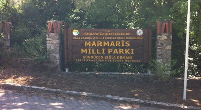 Photo of Park Marmaris Milli Parkı at Marmaris, Muğla, Turkey