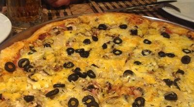 Photo of Pizza Place Беллисима at Вул. Магнітогорська, 1, Київ, Ukraine