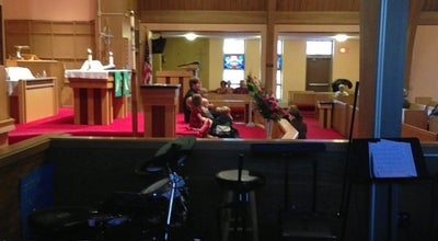 Photo of Church Peace Lutheran Church at 240 W 9th Ave, Oshkosh, WI 54902, United States
