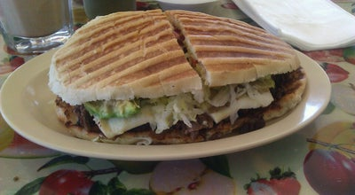 Photo of Mexican Restaurant Tortas Sinaloa at 1497 N Mt Vernon Ave, San Bernardino, CA 92324, United States