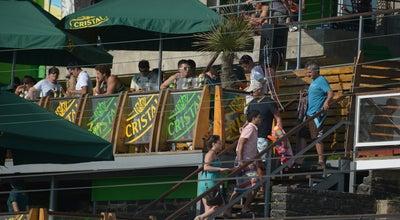 Photo of Beer Garden Bar Cristal at Avenida Borgoño 15460, Reñaca, Chile