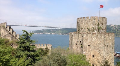 Photo of Castle Rumeli Hisarı at Rumeli Hisarı Mah. Yahya Kemal Cad., İstanbul, Turkey