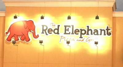 Photo of Pizza Place Red Elephant Pizza and Grille at 5216 S Florida Ave, Lakeland, FL 33813, United States