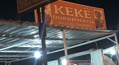 Photo of Steakhouse keke dürümmatik at Batman, Turkey