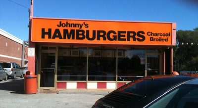 Photo of Burger Joint Johnny's Hamburgers at 2595 Victoria Park Ave, Toronto, ON M1T 1A4, Canada