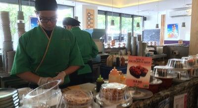 Photo of Sushi Restaurant Sushi Train at 89 Customs St. West, Auckland 1010, New Zealand