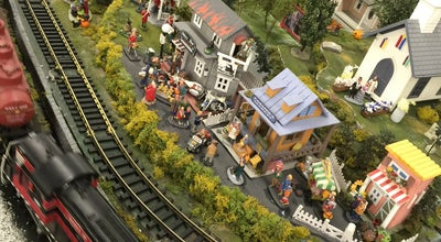 Photo of Monument / Landmark Model Railroad Exhibit by Crossville Model Railroad Club at 228 Interstate Dr, Crossville, TN 38555, United States
