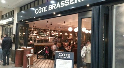 Photo of French Restaurant Côte Brasserie at Greenhithe DA9 9SE, United Kingdom