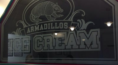 Photo of Ice Cream Shop Armadillos Ice Cream Shoppe at 202 Main St, Rapid City, SD 57701, United States