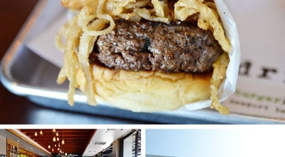 Photo of Burger Joint Crow Burger Kitchen at 3107 Newport Blvd, Newport Beach, CA 92663, United States