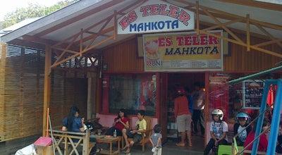 Photo of Dessert Shop Es Teler Mahkota at Jl. Balai Kota Selatan, Palu Timur, Indonesia