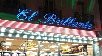 Photo of Tapas Restaurant El Brillante at Pl. Del Emperador Carlos V, 8, Madrid 28012, Spain