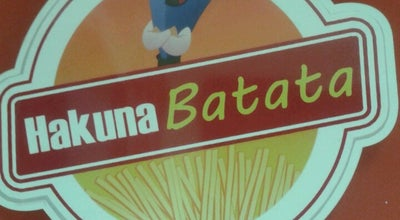 Photo of Diner Hakuna Batata at Av. 36570-000, Brazil