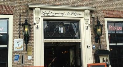 Photo of Brewery Stadsbrouwerij-Restaurant De Pelgrim at Aelbrechtskolk 12, Rotterdam 3024 RE, Netherlands