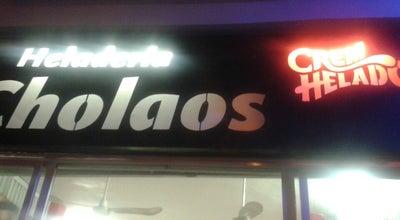 Photo of Ice Cream Shop Cholaos at Santa Marta, Colombia