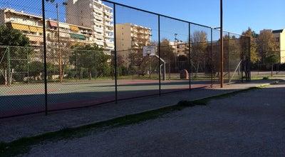 "Photo of Park Πάρκο ""Άτλας"" at Δαμβέργη 14, Σεπόλια 104 43, Greece"