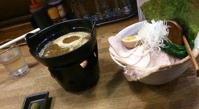 Photo of Food 麺屋時茂 at 高砂2-5-5, 草加市 340-0015, Japan