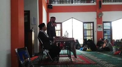 Photo of Mosque Masjid Al Furqon UPI Purwakarta at Jl. Veteran No 08, Purwakarta, Indonesia