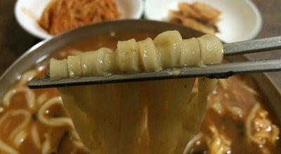 Photo of Ramen / Noodle House 정든식당 at 번영로105번길 39, 속초시, South Korea