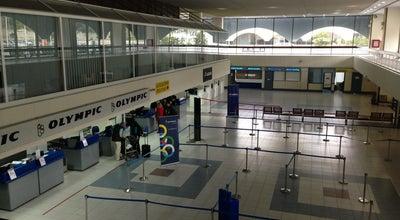 Photo of Airport Rhodes International Airport Diagoras (RHO) Κρατικός Αερολιμένας Ρόδου Διαγόρας at Λεωφ. Δημοκρατίας, Ρόδος 851 06, Greece