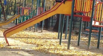 Photo of Playground Детская Площадка at Ул. Ивана Супруна, 12к2, Москва, Russia