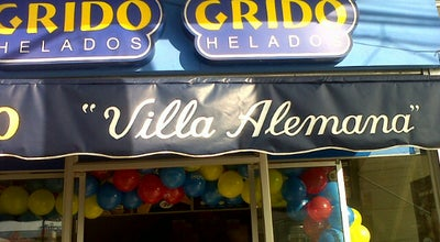 Photo of Ice Cream Shop Grido Villa Alemana at Villa Alemana, Chile