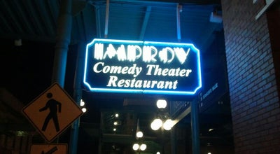 Photo of Comedy Club Tampa Improv at 1600 E 8th Ave, Tampa, FL 33605, United States