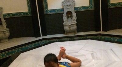 Photo of Pool Puri Spa at Divan Hotel at Turkey