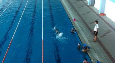 Photo of Pool Çorum Olimpik Yüzme Havuzu at Çorum, Turkey