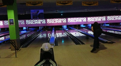 Photo of Bowling Alley Tenpin at Royale Leisure Park, Park Royal W3 0PA, United Kingdom