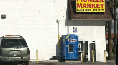 Photo of Bar Pioneer Market at San Fernando, CA 91340, United States
