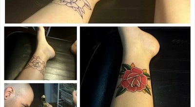 Photo of Tattoo Parlor Bijou Studio at 1618 E 6th St, Austin, TX 78702, United States