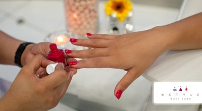 Photo of Spa NStyle Nail Lounge at 1500 Avenue Mcgill College, Montreal, QC H3A 3J5, Canada