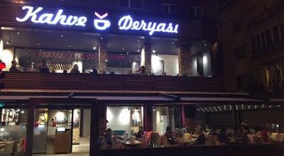 Photo of Coffee Shop Kahve Deryası at Kirazlı Caddesi 150.sokak, İzmir 35170, Turkey