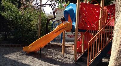 Photo of Playground Παιδική Χαρά at Πλάτωνος, Καλλιθέα, Greece